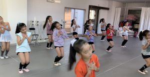 子供ジャズダンス